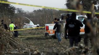 Δυστύχημα ή δολοφονία: Νεκροί δύο αξιωματούχοι από συντριβή ελικοπτέρου στο Μεξικό