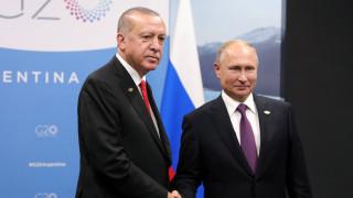 Αλαλούμ με τη συνάντηση Πούτιν - Ερντογάν: Την ανακοίνωσε η Άγκυρα, διαψεύδει το Κρεμλίνο