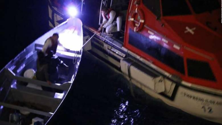 Πρόωρο χριστουγεννιάτικο «θαύμα» για δύο ναυαγούς: Εντοπίστηκαν σώοι μετά από τρεις εβδομάδες