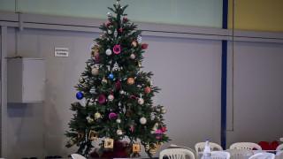 Χριστουγεννιάτικο τραπέζι αγάπης και αλληλεγγύης στην Αθήνα
