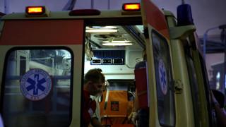 Κρήτη: Σφοδρή σύγκρουση ΙΧ με νταλίκα - Τέσσερις τραυματίες, ένας σοβαρά
