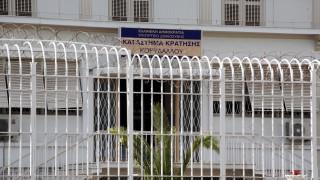 Νεκρός κρατούμενος στις φυλακές του Κορυδαλλού