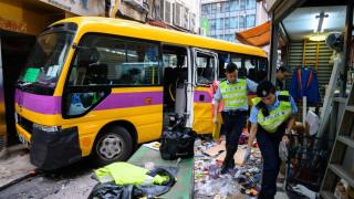 Κίνα: Αιματηρή ομηρία σε λεωφόρειο με νεκρούς και τραυματίες