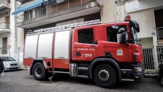 Τραγωδία στη Θεσσαλονίκη: Ένας νεκρός σε φωτιά