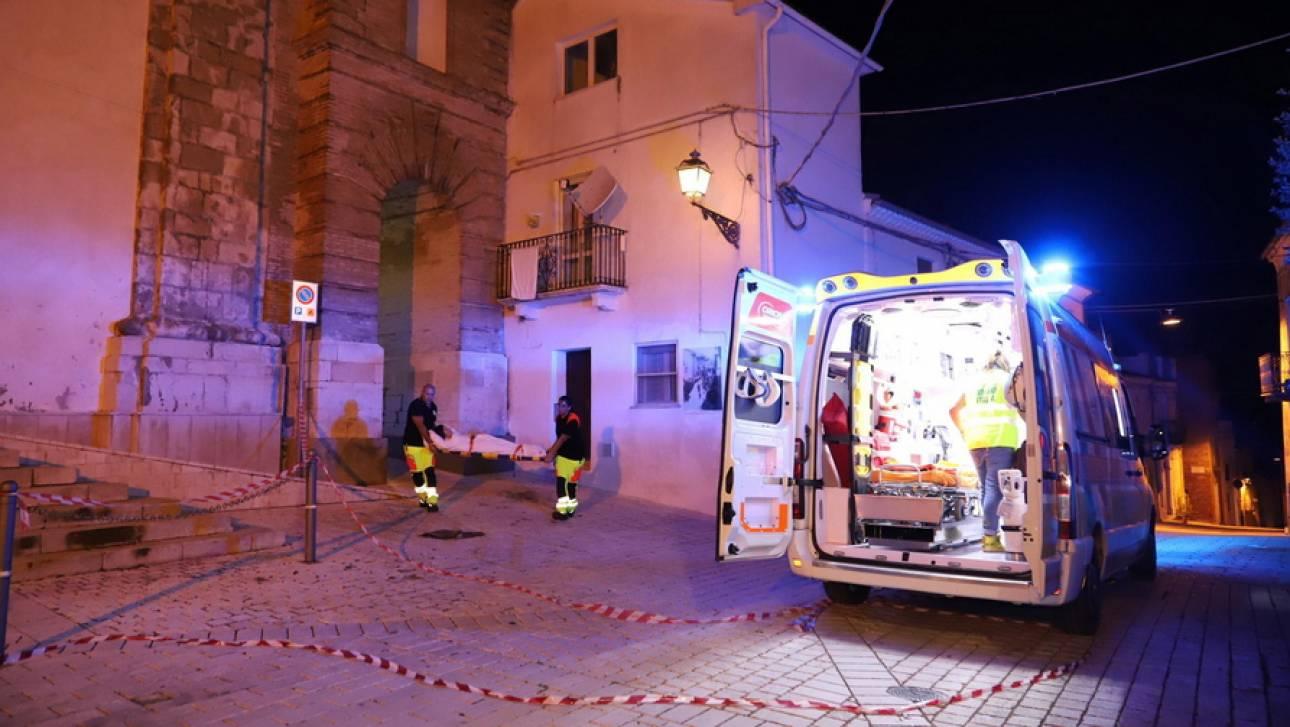 Σεισμός Ιταλία: 4,8 Ρίχτερ «χτύπησαν» τη Σικελία - Τραυματισμοί και καταρρεύσεις κτηρίων