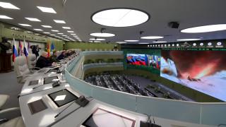 Επιτυχημένη δοκιμή υπερηχητικού πυραύλου από τη Μόσχα