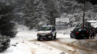 Κακοκαιρία: Οδηγίες της Τροχαίας για τις μετακινήσεις πεζών και οδηγών