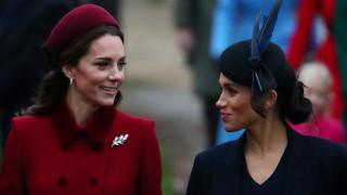 Κέιτ Μίντλετον και Μέγκαν Μαρκλ συμφιλιώθηκαν μετά από… βασιλική διαταγή