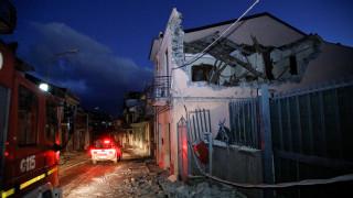 Σεισμός Ιταλία: Δεκάδες τραυματίες και φόβοι για νέο «χτύπημα» στην Κατάνια