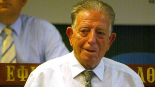 Πέθανε ο αντιστασιακός δικηγόρος και συγγραφέας Βαρδής Β. Βαρδινογιάννης