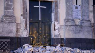 Σεισμός Ιταλία: Η Κατάνια δοκιμάστηκε από τον καταστροφικό «βρυχηθμό» της Αίτνας