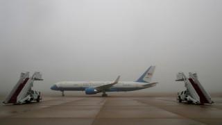 Μυστήριο με το Air Force One: Εθεάθη να πετά κάπου που δεν… έπρεπε;