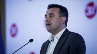 Ζάεφ: «Κανείς δεν μπορεί να υποτιμήσει τη μακεδονική ταυτότητα και γλώσσα»