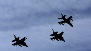 Νέες τουρκικές παραβιάσεις στο Αιγαίο: Εικονική αερομαχία ελληνικών και τουρκικών μαχητικών