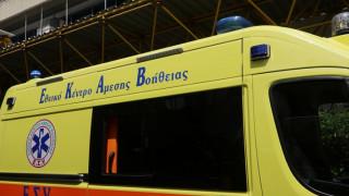 Θανατηφόρο τροχαίο στο Αιγάλεω: Ένας νεκρός και δύο τραυματίες