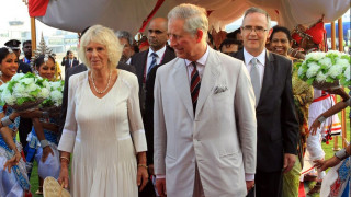 Το ξεχωριστό δώρο του Κάρολου για τα 60ά γενέθλια της Καμίλας