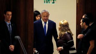 Ισραήλ: Κατέρρευσε η κυβέρνηση Νετανιάχου και προκηρύχθηκαν πρόωρες εκλογές