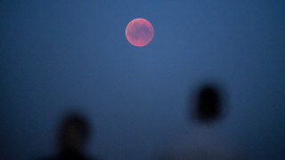 Super Blood Wolf Moon: Το εξαιρετικά σπάνιο φαινόμενο που θα κάνει «ποδαρικό» το 2019