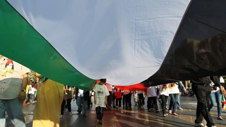 Άνοιξε μετά από επτά χρόνια η πρεσβεία των Ηνωμένων Αραβικών Εμιράτων στη Δαμασκό