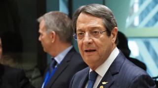 Απάντηση Αναστασιάδη σε Ακιντζί: Λύση στο Κυπριακό μόνο μέσα από τον αλληλοσεβασμό