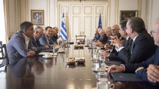 Συνάντηση Τσίπρα – ΕΕΤ για την προστασία της πρώτης κατοικίας