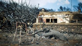 Μάτι - Κραυγή απόγνωσης των κατοίκων: Πέντε μήνες μετά τη φονική πυρκαγιά τα σπίτια ρημάζουν