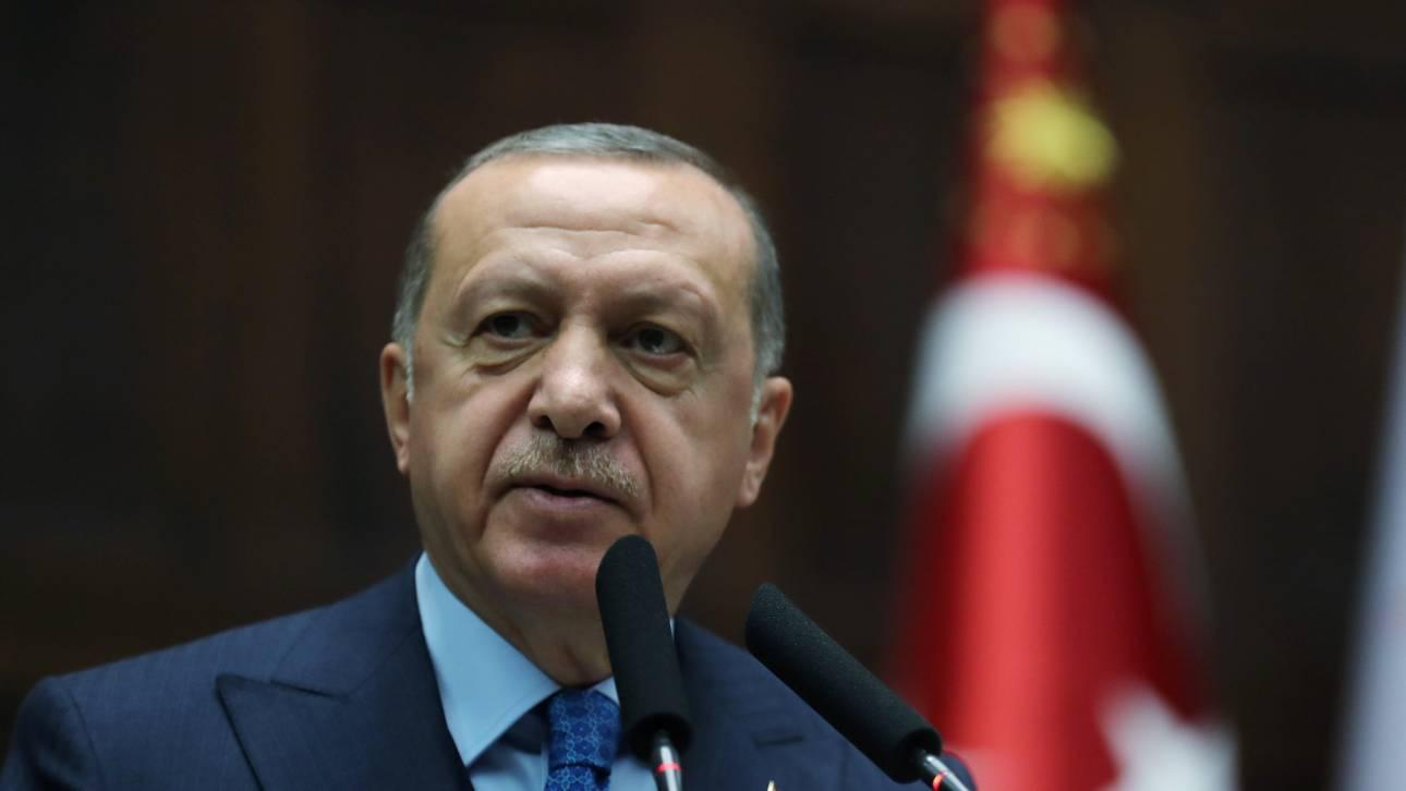 Ερντογάν: Η Τουρκία δεν θα έχει καμία δουλειά στη Μανμπίτζ αν αποχωρήσει το YPG