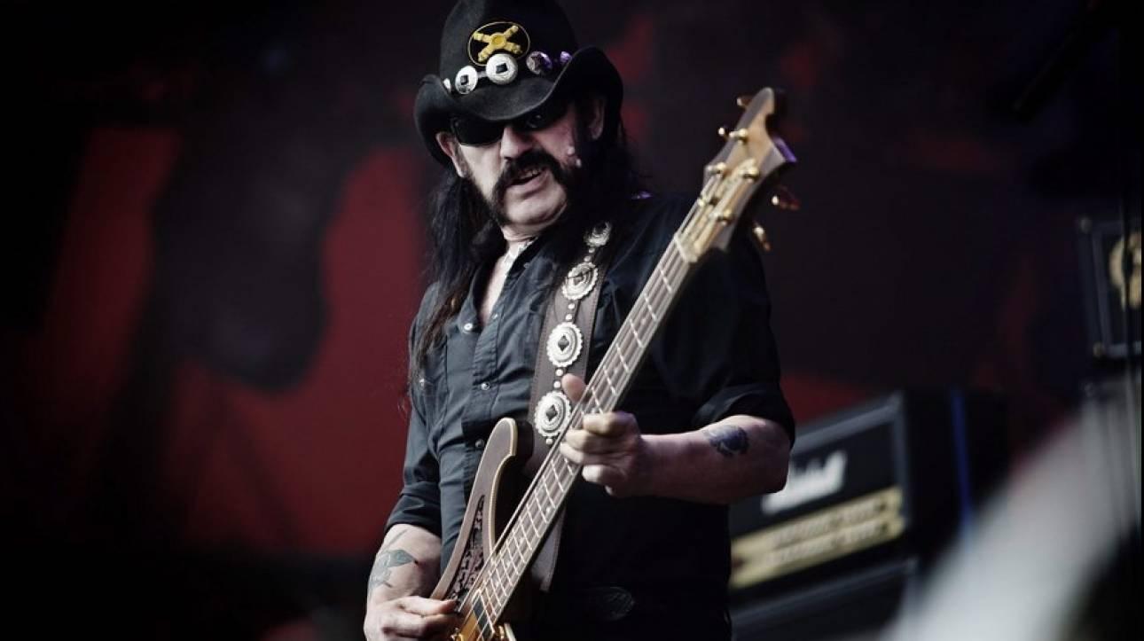 Lemmy: Τρία χρόνια από το θάνατο ενός θρύλου του Rock 'n' Roll