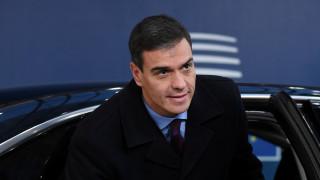Έκτακτα μέτρα για Brexit χωρίς συμφωνία προωθεί η ισπανική κυβέρνηση