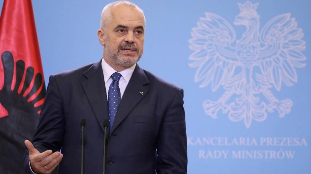 Ανασχηματισμός «εξπρές» στην Αλβανία: «Ξηλώνει» επτά υπουργούς ο Ράμα