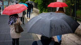 Καιρός: Πού θα χρειαστείτε ομπρέλα το Σάββατο