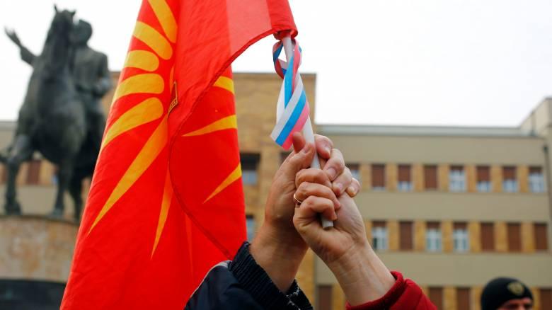 Καταψήφιση της Συμφωνίας των Πρεσπών από τη σκοπιανή βουλή ζητά ο Ιβάνοφ