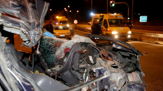 Τραγωδία στη Μεσσηνία μετά από αρπαγή κοπέλας: Φρικτό τροχαίο με τρεις νεκρούς και δύο τραυματίες
