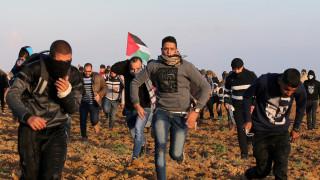 Γάζα: Εκτόξευση ρουκέτας εναντίον του Ισραήλ μετά τον θάνατο Παλαιστίνιου σε επεισόδια