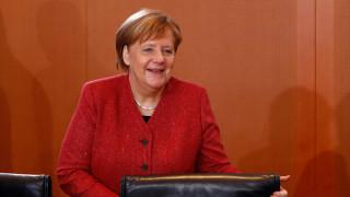 Γερμανία: «Ψηφίζουν» Μέρκελ μέχρι τη λήξη της θητείας της