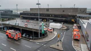 Ανόβερο: Οδηγός εισέβαλε στο αεροδρόμιο και «κυνήγησε» αεροσκάφος της Aegean