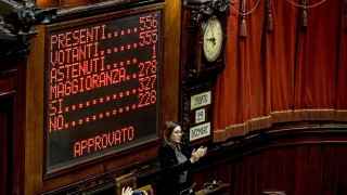 Ιταλία: Η Βουλή ενέκρινε τον προϋπολογισμό του 2019