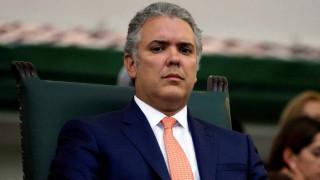Κολομβία: Τρία άτομα συνελήφθησαν για ύποπτο σχέδιο επίθεσης εναντίον του προέδρου Ντούκε