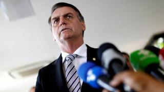 Βραζιλία: Ο Μπολσονάρου εγγυάται το δικαίωμα της οπλοφορίας στους πολίτες