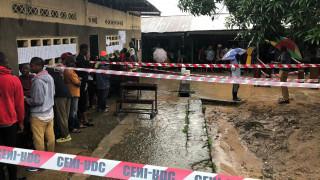 Βία και φυσικές καταστροφές στις προεδρικές εκλογές της Λαϊκής Δημοκρατίας του Κονγκό