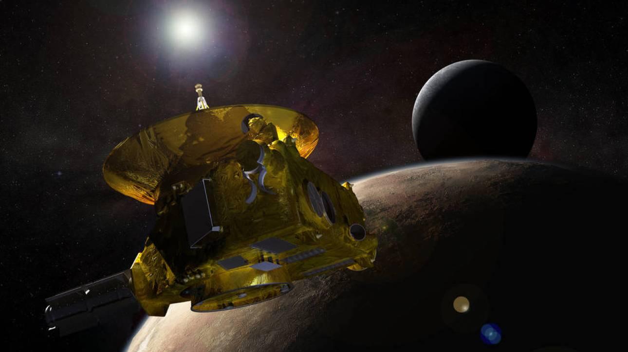 Η NASA γράφει ξανά ιστορία: To New Horizons θα «κάνει Πρωτοχρονιά» στο μυστηριώδες Ultima Thule