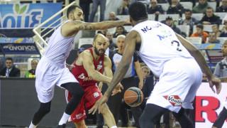 Basket League: ΠΑΟΚ - Ολυμπιακός 68-78