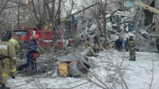Τραγωδία στη Ρωσία: Τρεις νεκροί και 79 αγνοούμενοι μετά από έκρηξη σε πολυκατοικία