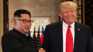 «Μήνυμα συμφιλίωσης» από τον Κιμ Γιονγκ Ουν στον Ντόναλντ Τραμπ