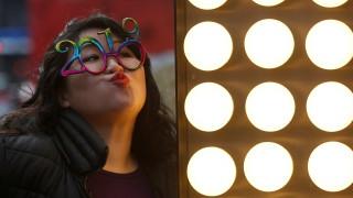 Πρωτοχρονιά: Έτοιμη να υποδεχθεί χιλιάδες τουρίστες και Νεοϋορκέζους η Times Square