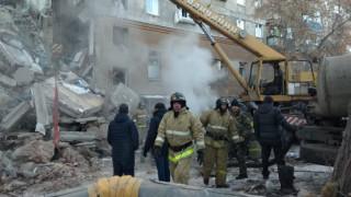 Ρωσία: Αυξήθηκε ο αριθμός των νεκρών από την έκρηξη σε πολυκατοικία