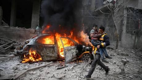 Συρία: Το 2018 το λιγότερο αιματηρό έτος έπειτα από την έναρξη του πολέμου