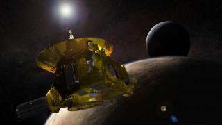 «Εμπρός New Horizons!»: Το εξερευνητικό σκάφος πέταξε πάνω από το πιο μακρινό ουράνιο σώμα