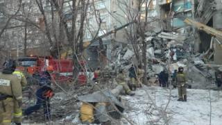 Πρωτοχρονιάτικο «θαύμα» στη Ρωσία: Μωρό βρέθηκε ζωντανό στα ερείπια ισοπεδωμένης πολυκατοικίας
