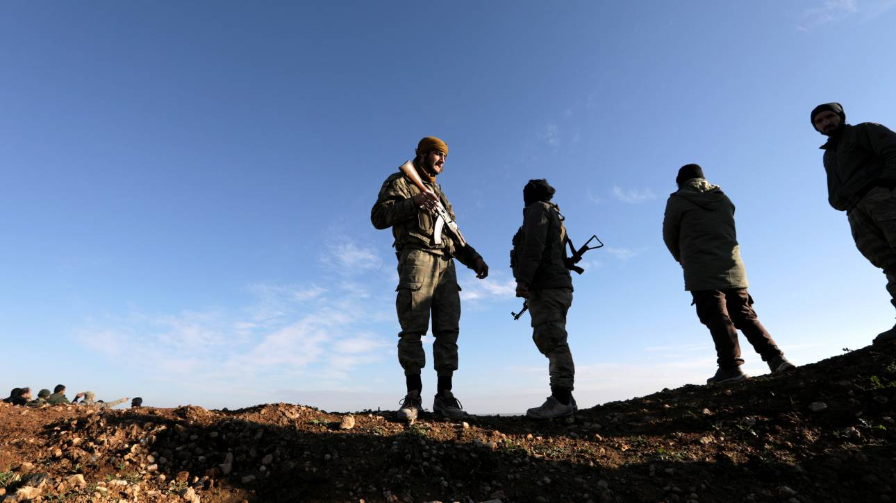 Συρία: 19 νεκροί από συγκρούσεις τζιχαντιστών και αντάρτικων ομάδων